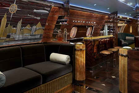 The Embraer Manhattan Is An Art Deco-Inspired Business Jet